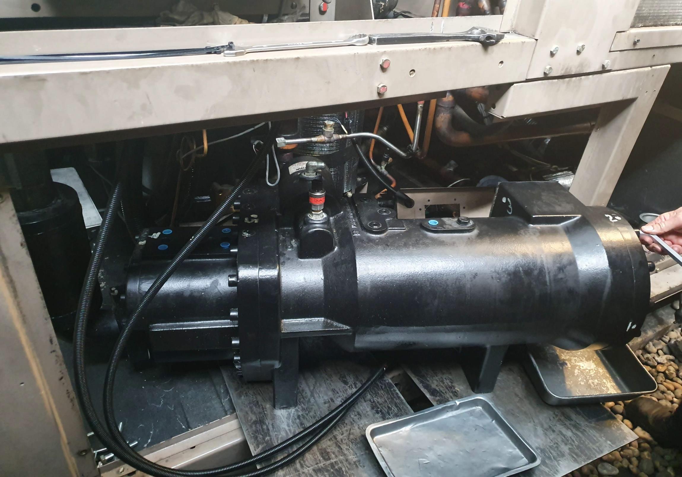 Mechanical Handling Compressor